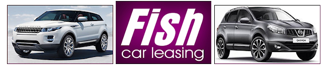 Logo: Fish Car Leasing